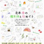 『北本春の雑木林と桜めぐり』開催