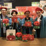 北本トマトカレーが香港そごうへ初出店!
